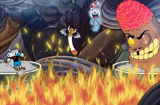 There's a fake version of 'Cuphead' on the App Store (updated)