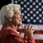 Where Will Barbara Bush Be Buried? Former First Lady's Grave Will Be Near Daughter Robin