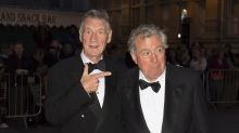 Michael Palin wells up as he remembers 'wonderful companion' Terry Jones