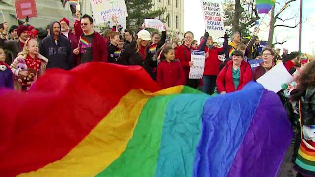 City Fights Against State Same-Sex Marriage Ban