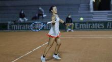 Roland-Garros (F) - Roland-Garros : la Française Harmony Tan sortie au 1er tour par Daria Kasatkina