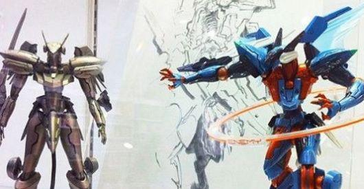 Zone of the Enders action figure available in Japan this April