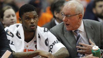 Syracuse starter Frank Howard suspended