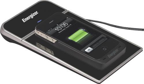 Energizer makes single-device Inductive charger for singles looking to wirelessly mingle
