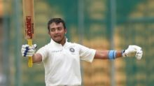 Prithivi Shaw slams maiden first-class double-hundred