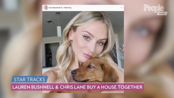 Chris Lane Says He Isn't Afraid to Let Lauren Bushnell