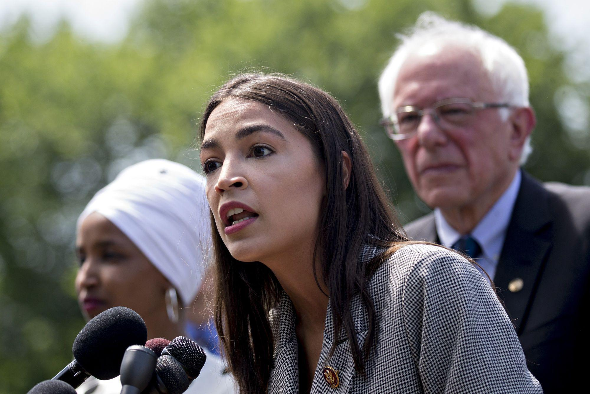 Rep. Ilhan Omar joins Ocasio-Cortez in endorsing Bernie Sanders for president