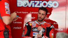 Arriva l'ok medico, Dovizioso sar al via a Jerez
