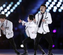 K-Pop Fans Lost Their Minds During The Winter Olympics Closing Ceremony