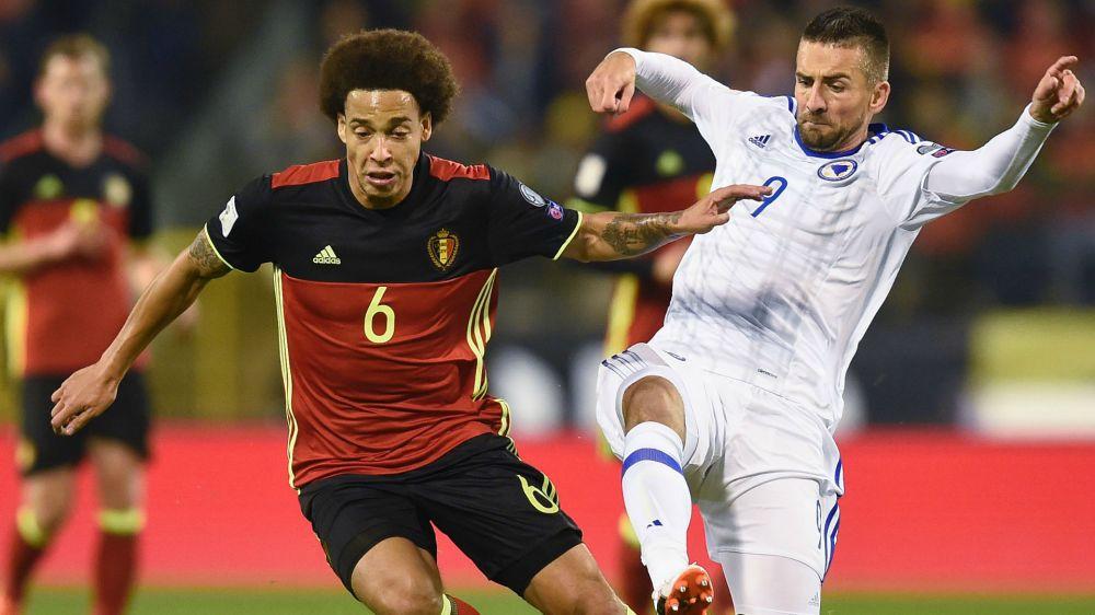 La Belgique a souffert face à la Grèce (1-1)