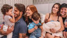Saulo Poncio rebate ao ver família chamada de 'biscoitera': 'Atrás de cada perfil, existe uma vida'