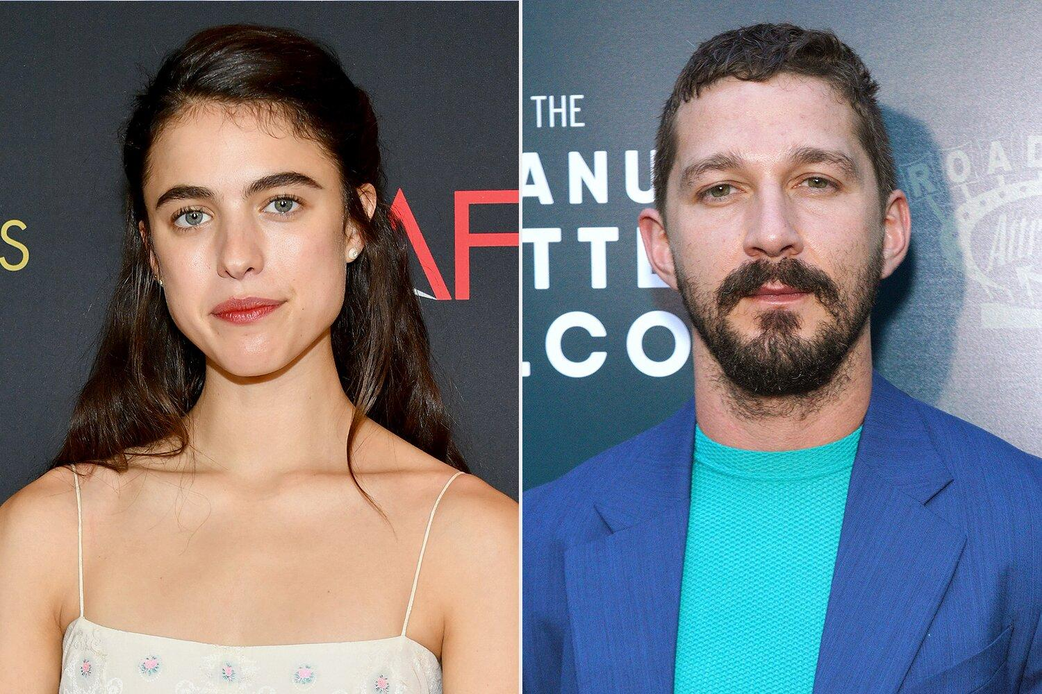 Shia LaBeouf and Margaret Qualley Split amid Abuse Lawsuit Against Actor: Source