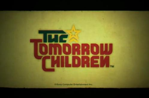 Q-Games announces The Tomorrow Children