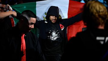 Yair Rodriguez adds to MMA's growth in Mexico