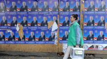 Georgia ruling party cruising to landslide election win