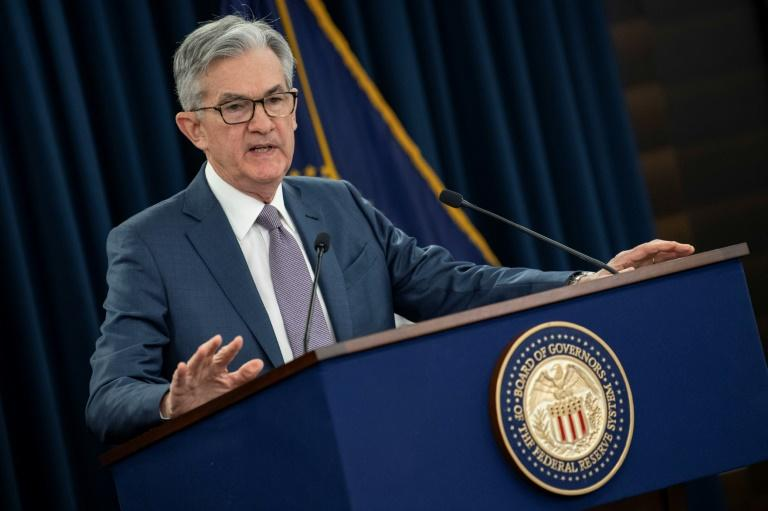 The Federal Reserve reaffirmed its support for the US economy, but boss Jerome Powell said fresh government help was needed to help it through the virus crisis