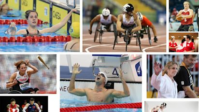WATCH: Keep an eye on these Paralympians