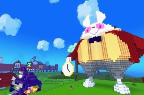 See Trove's greatest alpha creations