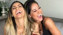 """Mayra Cardi agradece apoio de Lexa durante separação: """"Me pegou no colo"""""""