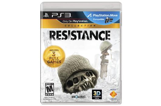 Resistance Collection bundles all three PS3 Resistance games for $40