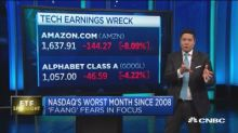 Tech earnings wreck impacts ETFs