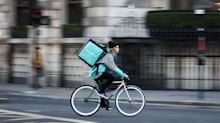 Amazon made two approaches for Deliveroo as Uber circles $2bn delivery company