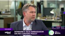World's first tech ambassador: 'We're grateful' to big tech for the crisis