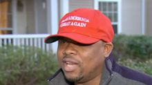 'That hat is not any good': Immigrant says he was attacked for wearing MAGA gear