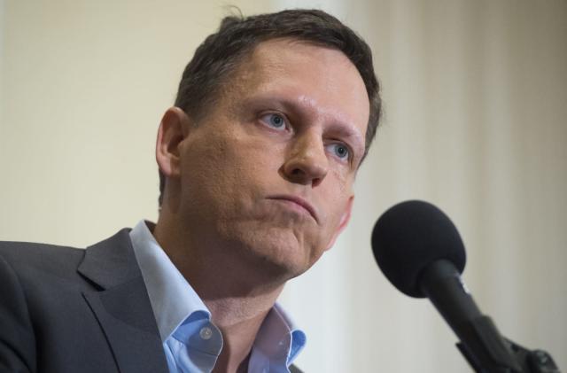 Tech incubator Y Combinator severs ties with Peter Thiel