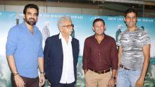 SEE PICS: Rumoured fiance Zaheer Khan joins Sagarika Ghatge for Irada screening
