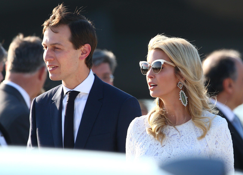 GOP Senator Wants Investigation Of Kushner Family China Deal