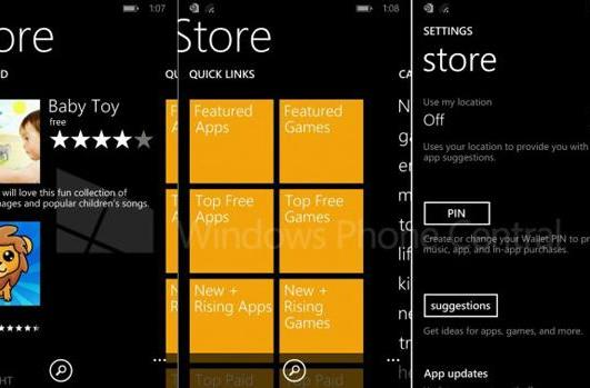 Windows Phone 8.1's new store may help you find apps faster