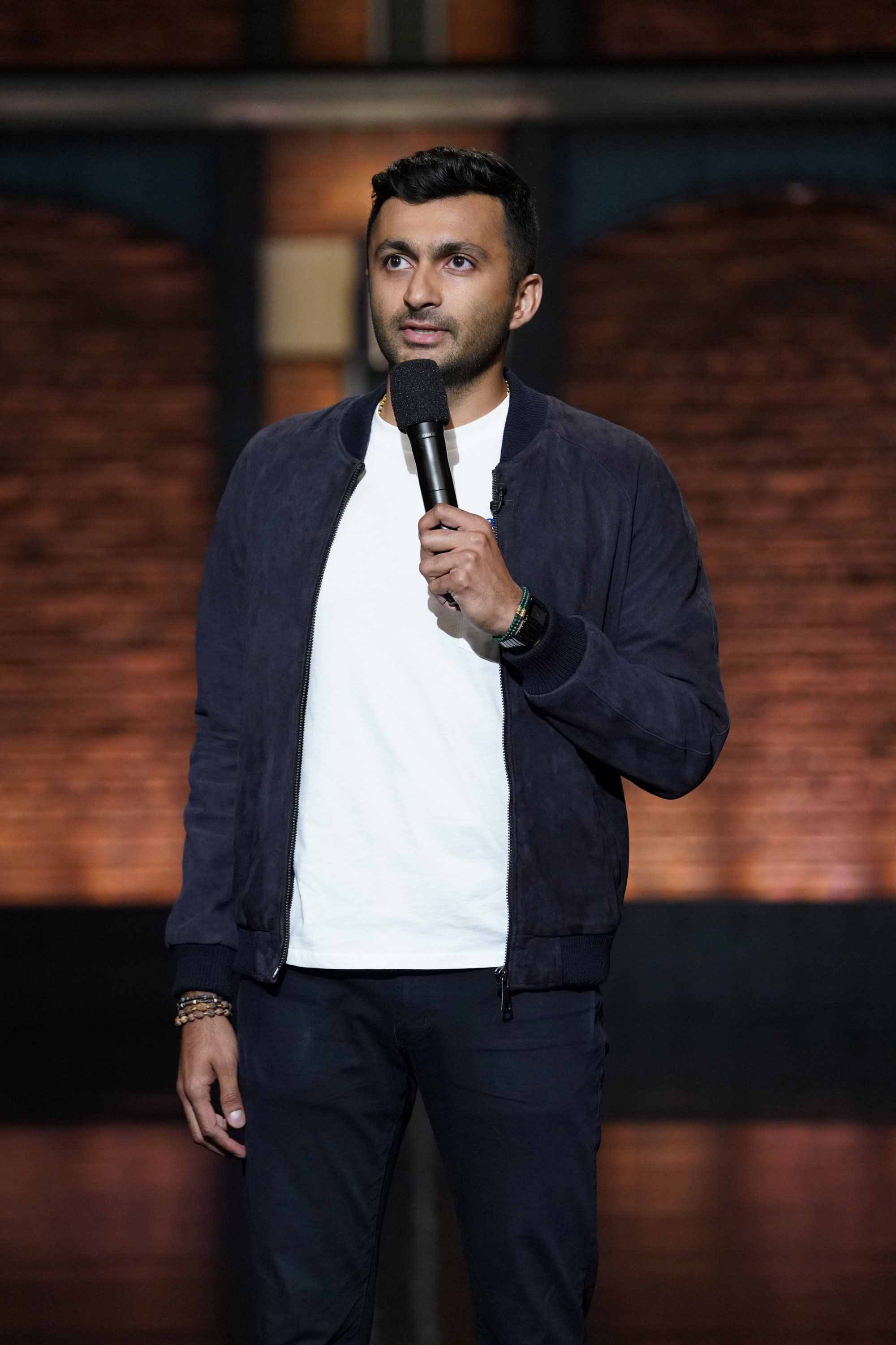 Former 'SNL' writer Nimesh Patel kicked off stage at Columbia University for 'inappropriate' standup set