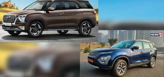 Hyundai Alcazar vs Tata Safari Spec Comparison: Design, Engine, Features and More