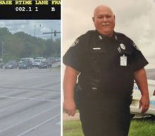 I'm Busted! Cop Blows Whistle on Himself for Running a Red Light