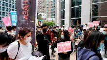 Coronavirus widens Hong Kong anger at government, China