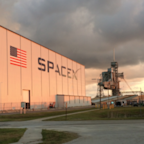 SpaceX Worker Tests Positive For COVID-19, Some Employees Sent Home