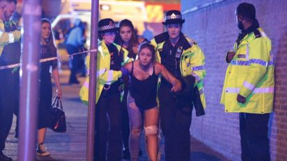 Election campaigns suspeded in wake of 'appalling' Manchester attack