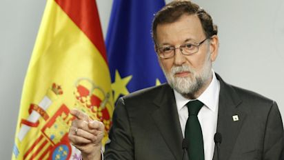Spain aims to take back powers from Catalonia