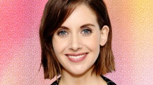 Alison Brie's TBT Instagram Proves She Looks Great With A Pixie Cut