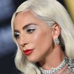 Lady Gaga Spends Time With California Fire Evacuees at Red Cross Shelter