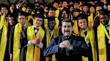 """Maduro desafía a Guaidó: """"¡Convoque elecciones, señor payaso!"""""""