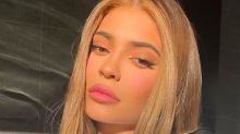 Kylie Jenner just rocked glossy '90s pigtails like Khloe and we're *feeling* it