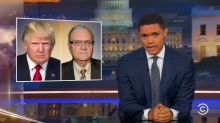 Trevor Noah on Donald Trump pardoning his 'racist friend' Joe Arpaio