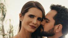 É o amor! Luciano Camargo comemora 17 anos de casamento