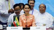 Myanmar hopes for deal with Bangladesh on Rohingya refugees - Suu Kyi