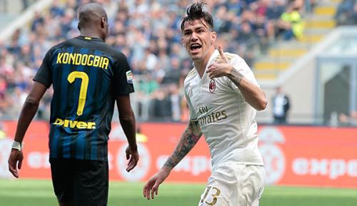 Serie A: 32. Spieltag: Derby-Wahsinnn in Mailand - Napoli feiert