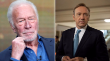 Christopher Plummer on Replacing Kevin Spacey After Sexual Assault Allegations: 'It's A Shame'