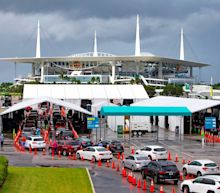 Hard Rock Stadium now scheduling second-dose appointments for COVID vaccine