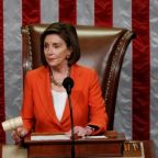Pelosi delaying trade pact vote to get impeachment support: Trump
